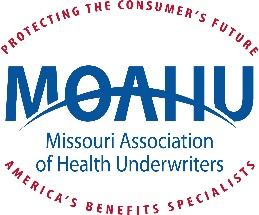 Missouri Association of Health Underwriters logo