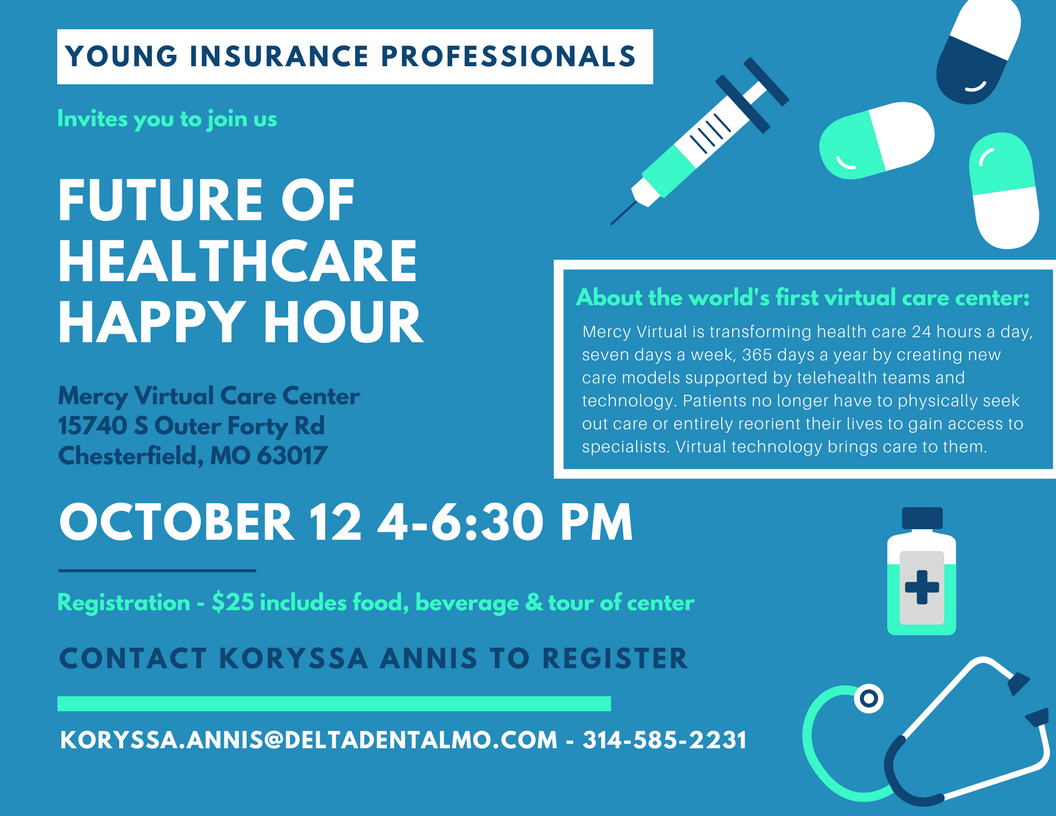 Future of Healthcare Happy Hour