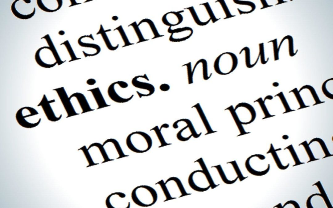 Ethical Standards and the Golden Rule